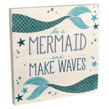 Be a Mermaid Wall Art