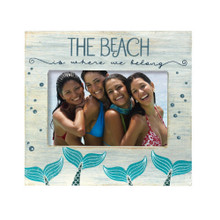 Mermaid Tail Photo Frame