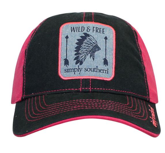 26ddb6568 Hat - Wild & Free