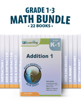 Grade 1-3 Math Bundle