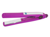 "CHI Deep Brilliance 1"" Digital Titanium Hairstyling Flat Iron Purple"