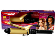 "RED 1.5"" Ceramic Curling Iron"