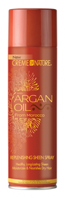 Creme of Nature Argan Oil from Morocco Replenishing Sheen Spray