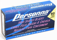 Personna Hair Shaper Blades 60 blades Box