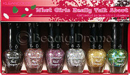KleanColor What Girls Really Talk About Nail Lacquer Mini Collection