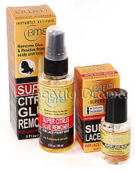 BMB Super Lace Glue Adhesive & Super Citrus Glue Remover For Lace Wigs