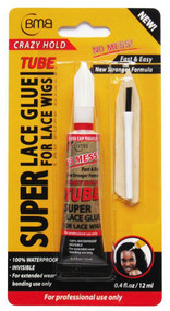 "BMB ""NEW"" Super  Lace Glue Tube Blister"