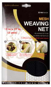 M&M HeadGear Q-FITT Mesh Weaving Nets