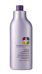 Pureology HYDRATE Shampoo for Dry Color Treated Hair 33.8 oz