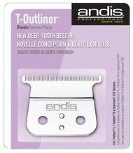 Andis T-Outliner GTX Trimmer Replacement Blade New Deep Tooth 04850