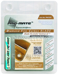 PRO-MATE PM1010 Square Blade fits Andis® Outliner II®