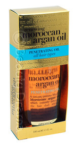 Organix Moroccan Argan Oil Penetrating Oil 3.3 oz