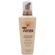 AMBI Skincare EVEN & CLEAR Foaming Cleanser Acne Treatment