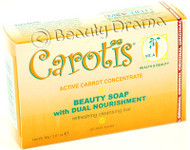 CAROTIS Beauty Soap with Dual Nourishment Cleansing Bar