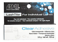 ARDELL LashTite Adhesive Glue for Individual Eyelashes Clear #240467