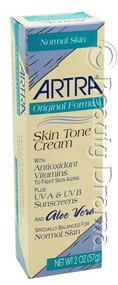 Artra Skin Tone Lightening Cream for Normal Skin 2 oz