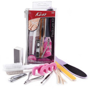 Kiss Professional Pedicure Kit, RPK01