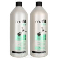 Redken Defy Retaliate Shampoo & Conditioner Liter Duo