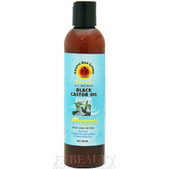 Tropic Isle Living Black Castor Oil Shampoo 8 oz