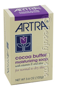 Artra Cocoa Butter Moisturizing Soap For Normal to Dry Skin