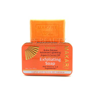 Makari Extreme Argan & Carrot Oil Exfoliating Soap