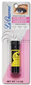 La Charme Eyelash Adhesive Waterproof Glue - Dark