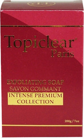 Topiclear Paris Exfoliating Soap Intense Premium Collection