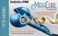 BaBylissPRO MiraCurl Professional Curl Machine BABNTMC1