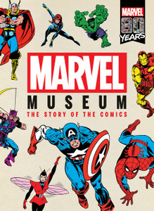 Marvel Museum: The Story of the Comics