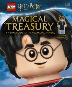 LEGO (R) Harry Potter (TM) Magical Treasury: A Visual Guide to the Wizarding World (with exclusive Tom Riddle minifigure)