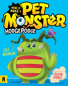 Hodgepodge: How to Make a Pet Monster 1