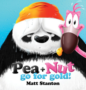 Pea and Nut: Go for Gold! (Pea and Nut, #2)