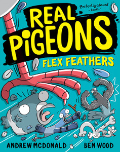 Real Pigeons Flex Feathers