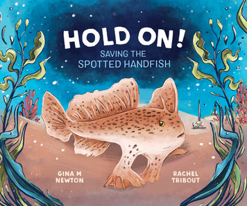 Hold On! Saving the Spotted Sandfish