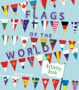 Flags of the World Activity Book