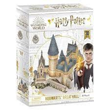 3D Puzzle Hogwarts Great Hall