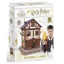 3D Puzzle Quidditch Supplies 78 pcs