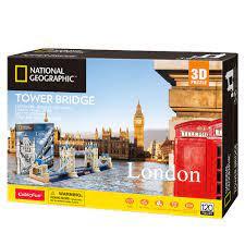 3D Puzzle London Tower Bridge