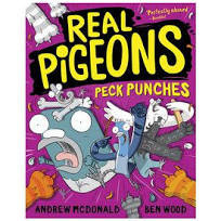 Real Pigeons: Peck Punches