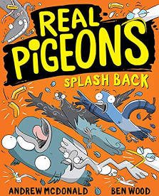 Real Pigeons: Splash Back