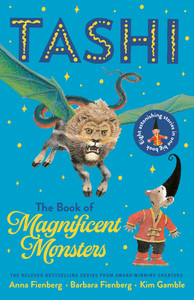 The Book of Magnificent Monsters: Tashi Collection 2