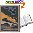 The Story of the Cedar Valley Road