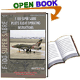 F-100 Super Sabre Pilot Manual
