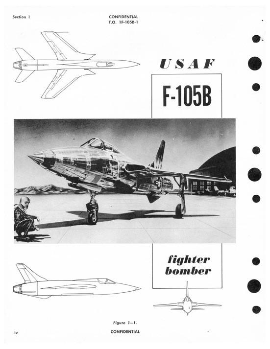 F-105 Thunderchief Pilot Manual - PeriscopeFilm