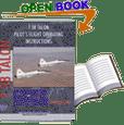 T-38 Talon Pilot Manual