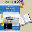 BT-13A Valiant Pilot Manual