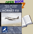 RAF Hornet FIII Pilot Manual