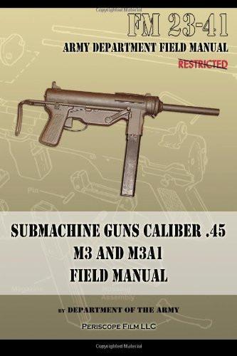 M1917 Rifle Enfield FM 23-6 Army Field Manual