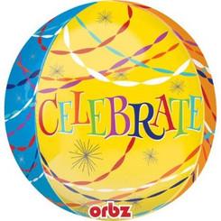 "16"" Celebrate Streamers"