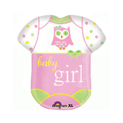 "24"" Baby Girl Bodysuit"